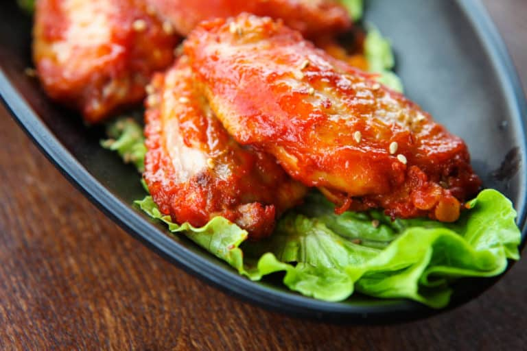 How Long to Air Fry Frozen Chicken Wings?