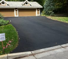 How Long Does Asphalt Take to Dry? (+ Sealing and Rain)
