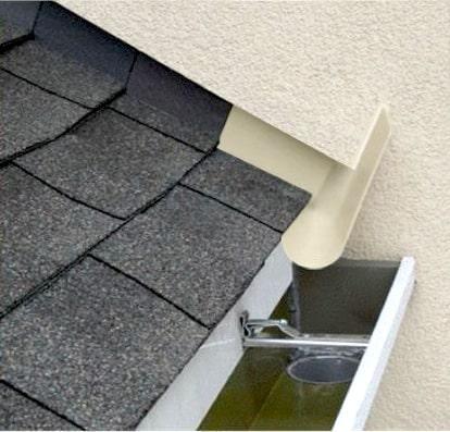 roof kickout flashing