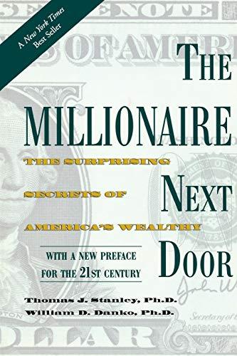 The Millionaire Next Door book cover
