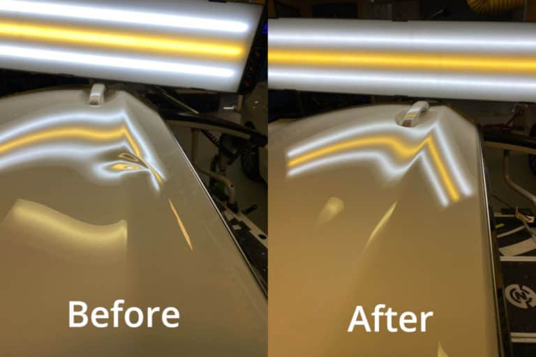 Read more about the article What Is Paintless Dent Repair and How Much Does It Cost?