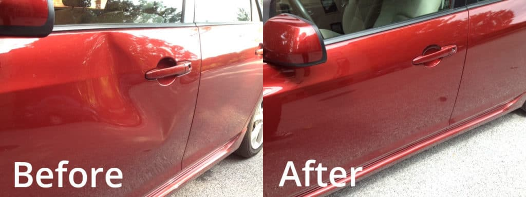 Paintless dent repair_Before and after3