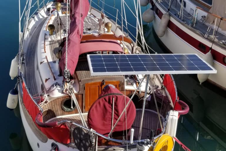 Read more about the article 13 Best Solar Panels for Boats in 2021 (Ranked)